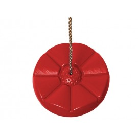 Hinta - műanyag tányérhinta piros