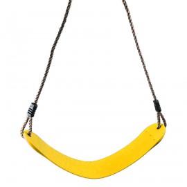 Hinta - Hajlékony hintaülőke sárga