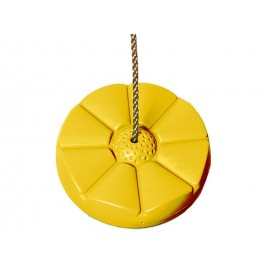 Hinta - műanyag tányérhinta sárga