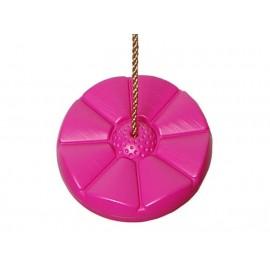 Hinta - műanyag tányérhinta pink